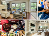 10 SA Living Rooms Perfect for a Super Bowl Party