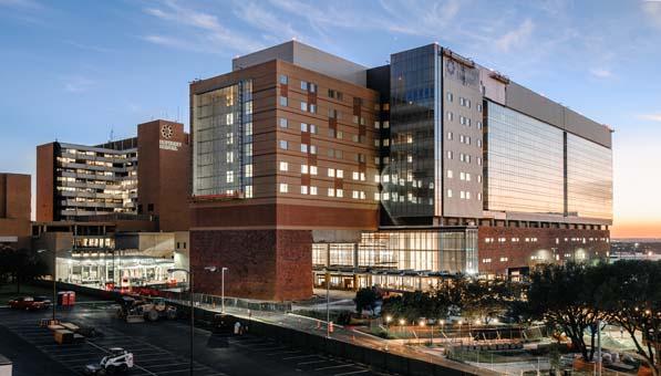 The Transplants: Medical Facilities & Specialties
